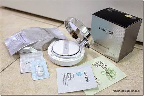 Laneige Bb Cushion Di Sogo elpheal aka kaika updated review laneige bb cushion