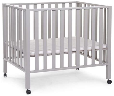 playpen slipcover little moustache playpen with wheels quot stone grey quot