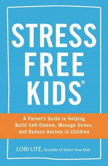 stress free kids books simple visualization technique lowers stress levels in