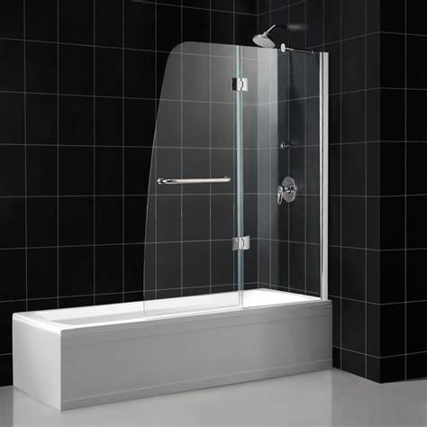 glass bathtub shower doors glass doors for bathtub 171 bathroom design