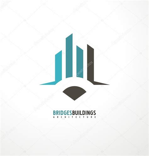 layout and logo architecture and construction logo design layout stock
