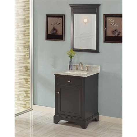Obsidian Countertop Prices by Fairmont Designs Framingham 24 Quot Vanity Obsidian Free