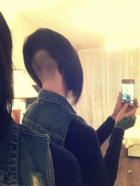 1990 shaved nape hairstyles 17 best images about bob cut on pinterest bobs red bob
