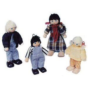 dolls house family promomat doll family for dolls house