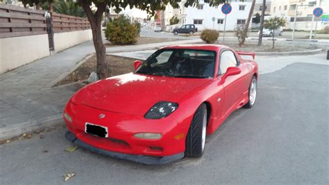 ricer rx7 and riced mazda 233 fini rx7 fd