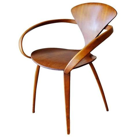 norman cherner armchair sculptual dining armchairs by norman cherner for plycraft
