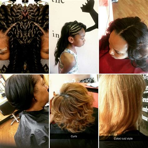 where to do vixen sew in hairdressers jazzy stylist lucinda b crochet braids little girl styles
