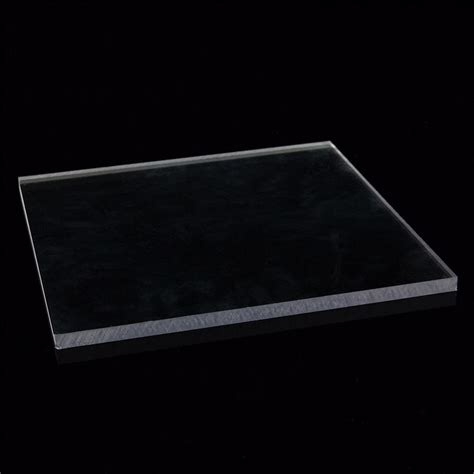 Clear Acrylic Sheet 4 Mm Ukuran Custom 8mm clear acrylic perspex sheet custom cut to size pu plastic panel transparent sawn cut panels