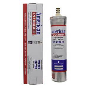 american plumber dw 2000 rb water filter