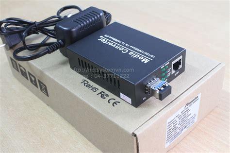 converter quang bộ chuyển đổi converter quang điện 1gb netlink htb gm 03