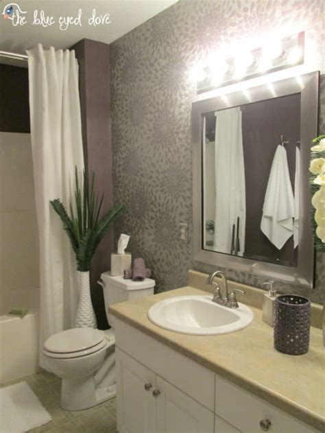 hometalk spa inspired bathroom makeover