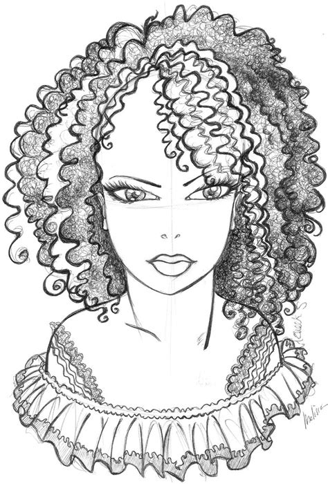 black hairstyles books for free 17 best images about coloring pages on