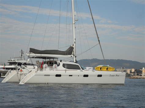 catamaran azuli à vendre achat vente catamarans occasion privilege 585 version 5