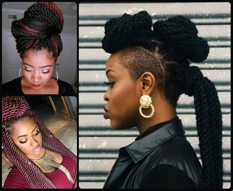 Whimsical Hairstyles by Whimsical Twist Hairstyles For Black Hairstyles