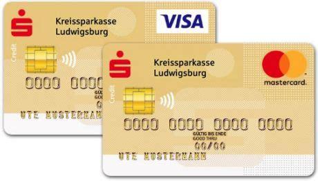kreissparkasse kreditkarte kostenlos sparkassen kreditkarte gold kreissparkasse ludwigsburg