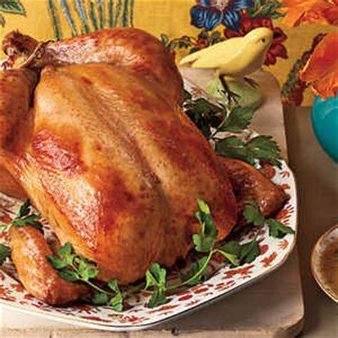 how do you cook capon chicken brown sugar glazed capon with bourbon gravy recipe myrecipes