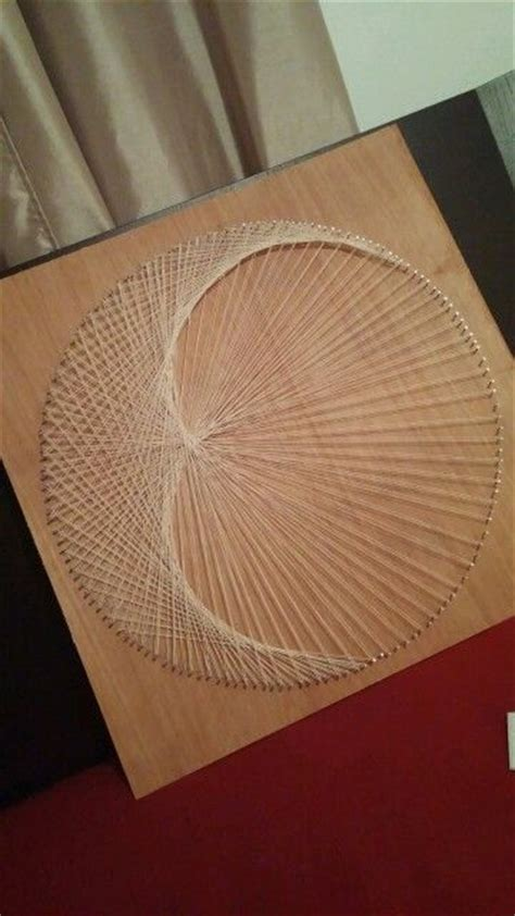 Cardioid String - string cardioid shape my creations