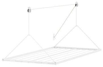 Antonius Drying Rack by Suspended Pulley Clothes Drying Rack Laundry