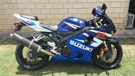 2004 Suzuki Gsxr 600 For Sale 2004 Suzuki Gsx R600 Bike Sales Qld Brisbane 2417327