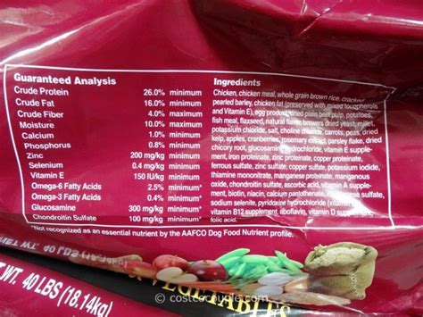 kirkland signature puppy food kirkland signature premium chicken food
