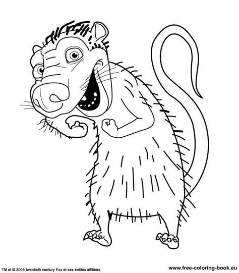 ice age coloring pages pdf coloring pages ice age page 2 printable coloring pages