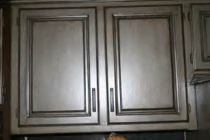 Metallic Kitchen Cabinets Finishing Acts My Cabinets Were A Turkey