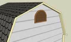 Shed Roof Ventilation by Building A Shed Roof Tips And Techniques