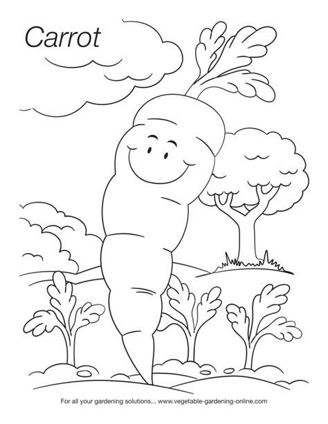 preschool coloring pages garden preschool garden vegetable printables mother2motherblog