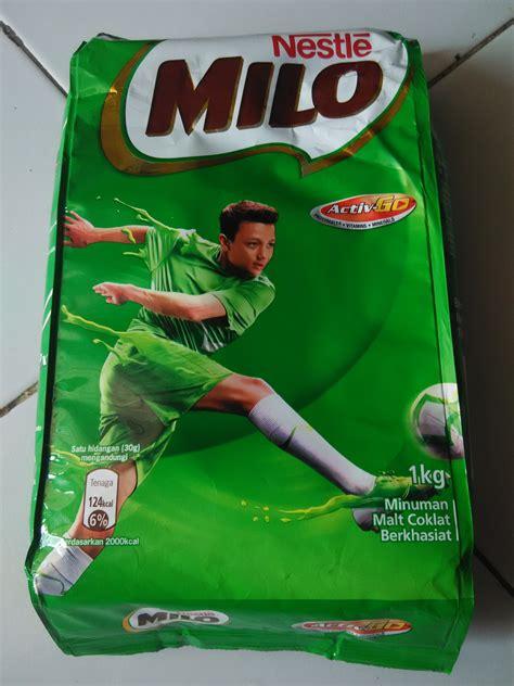 Milo Malaysia 1kg jual milo malaysia 3in1 protomalt 1 1 kg 100 gr gratis