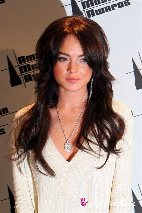 Lindsay Lohan Hairstyles by Lindsay Lohan Hair Lindsay Lohan Hairstyle Easyhairstyler
