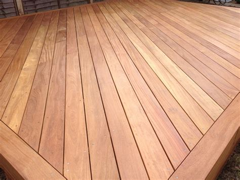 cumaru hardwood deck in london by martin silva decking