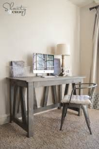 Diy Desk Design Free Woodworking Plans Diy Desk