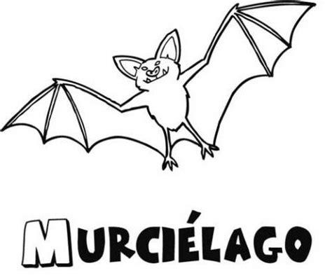 dibujos de murcielagos para dibujar dibujo gratis de murci 233 lago para imprimir y pintar con ni 241 os