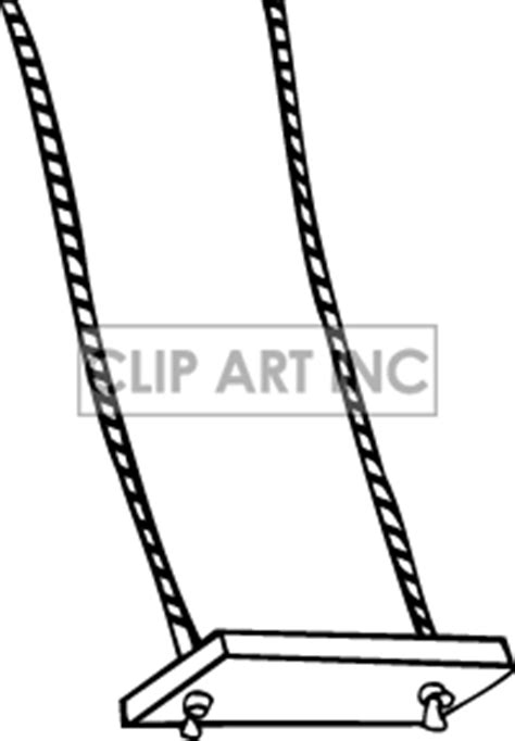Swing Outline Exle by Swing Black And White Clipart