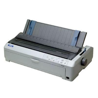 Printer Epson Ncr epson fx 2190 c11c526022 achat vente imprimante matricielle sur ldlc