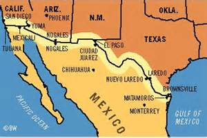 us mexico border map search house of the