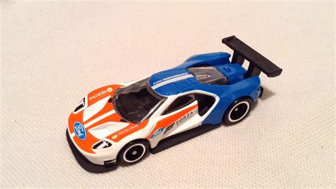 Hotwheels 2016 Ford Gt Race wheels 2016 ford gt race 2017 entertainment forza