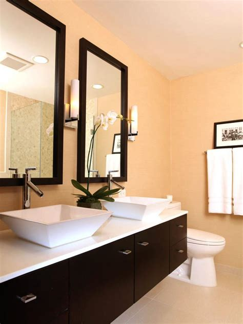 bathroom ideas 12 designer bathrooms for less hgtv