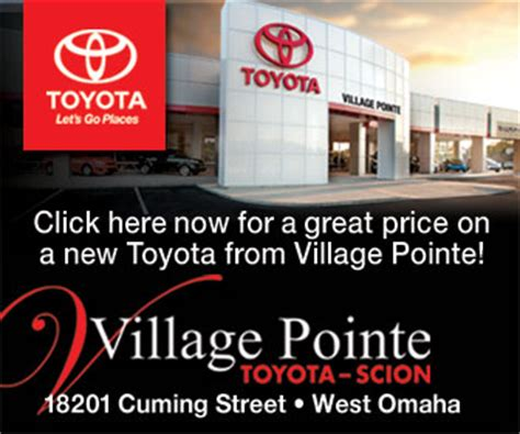Pointe Toyota Omaha Pointe Toyota Toyota Scion Service Center