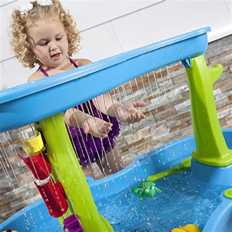 showers splash pond water table step2 showers splash pond water table playset