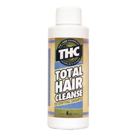 Best Hair Detox Shoo For Test by Total Hair Cleanse Detox Shoo The Herb Company