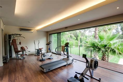 Design Home Weight Room In Home Ideas Home Contemporary With Stationary