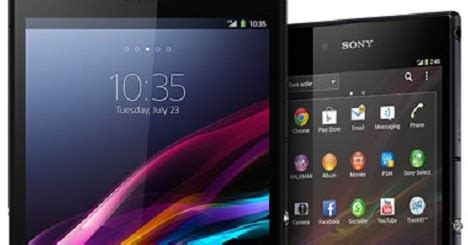 Hp Sony Seri W Terbaru daftar harga hp sony xperia terbaru september 2014 info pc