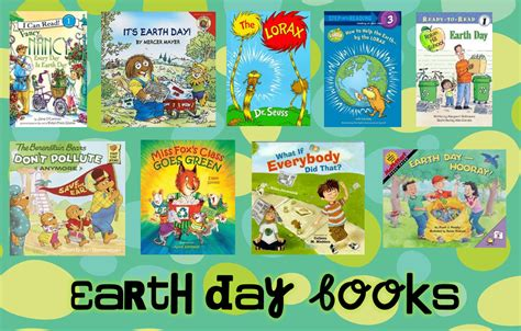 earth day picture books story book activities for grade grade wow