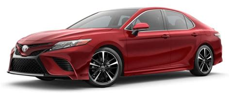 supersonics colors 2019 toyota camry color options