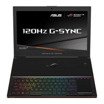 Asus Rog Zephyrus Gx501vi Gz001t I7 7700hq 512gb Ssd asus rog zephyrus gtx 1080 max q g sync gaming laptop ln82753 gx501vi gz021t scan uk