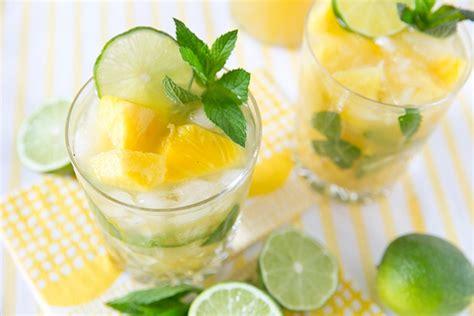 pineapple mojito recipe pineapple mojito freutcake