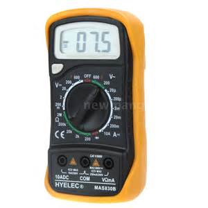 Multitester Analog lcd digital multimeter multimetro meter ammeter