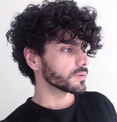 Curly Hairstyles Guys by Haircuts For Mixed Guys With Curly Hair Curly Hair