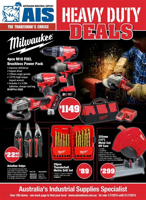 haircut deals milwaukee australian industrial supplies july 2015 milwaukee heavy